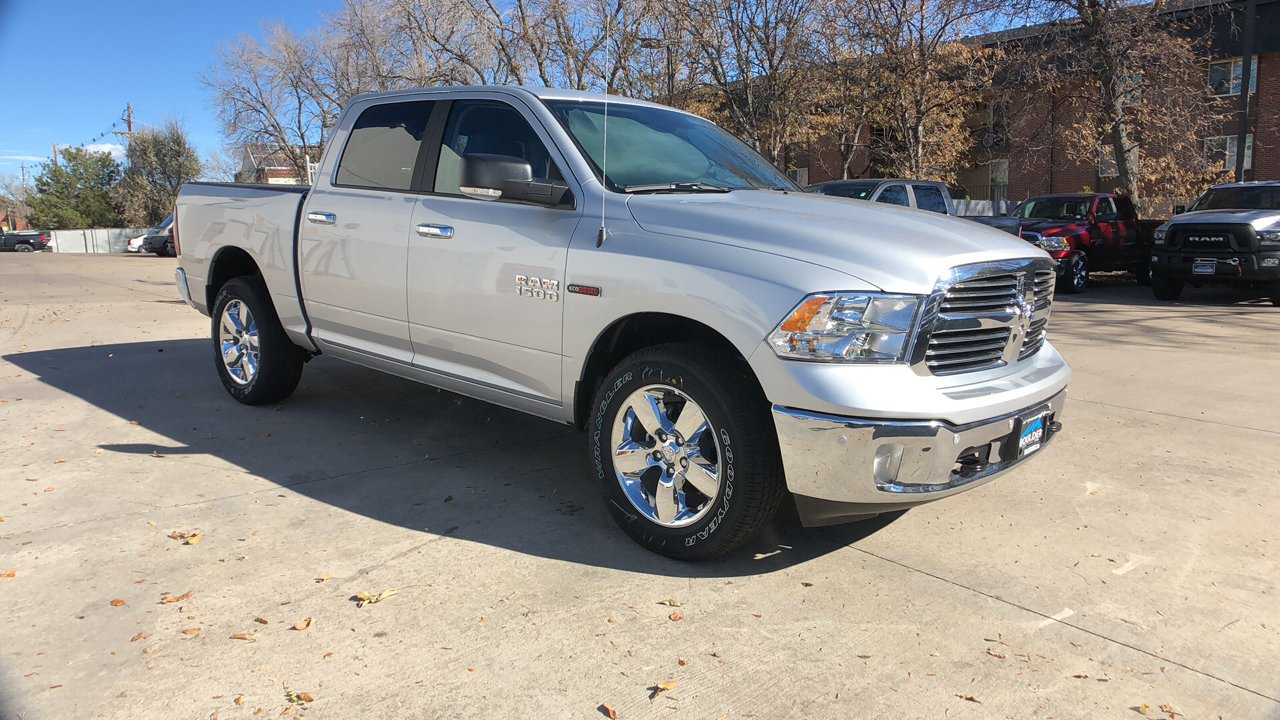 2018 Ram 1500 Crew Cab 4x4,  Pickup #15676 - photo 7
