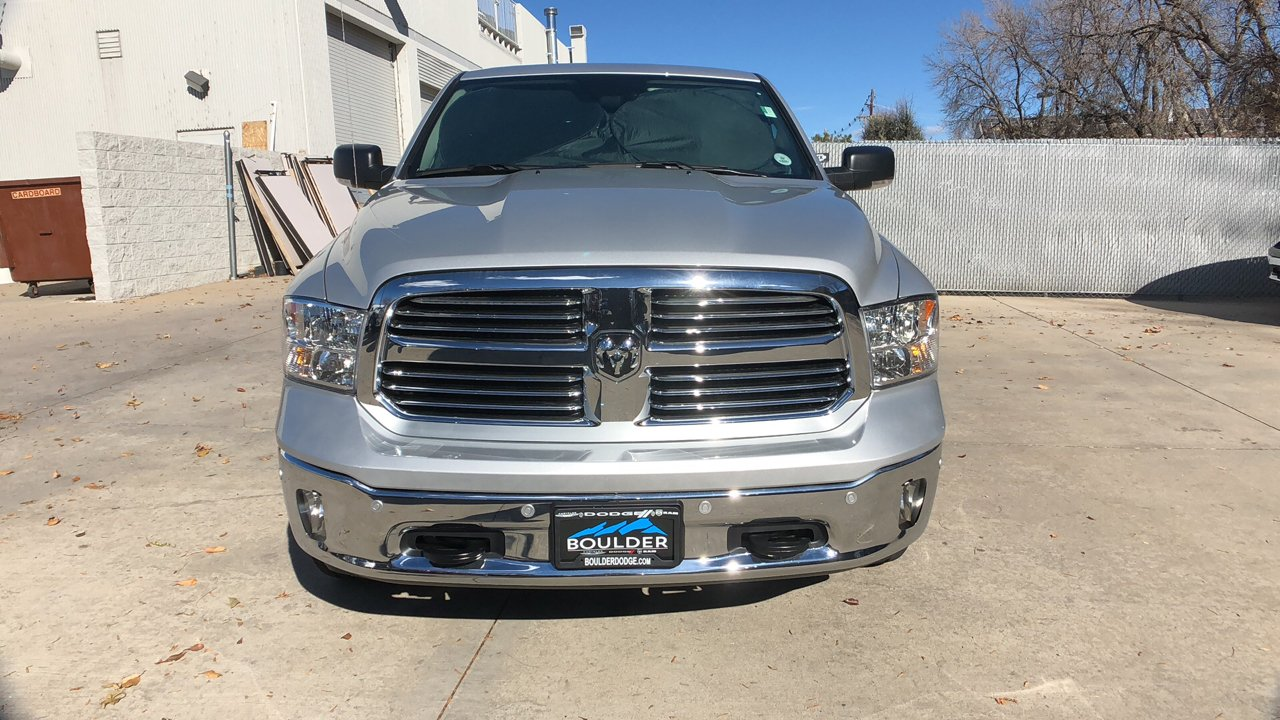 2018 Ram 1500 Crew Cab 4x4,  Pickup #15676 - photo 8