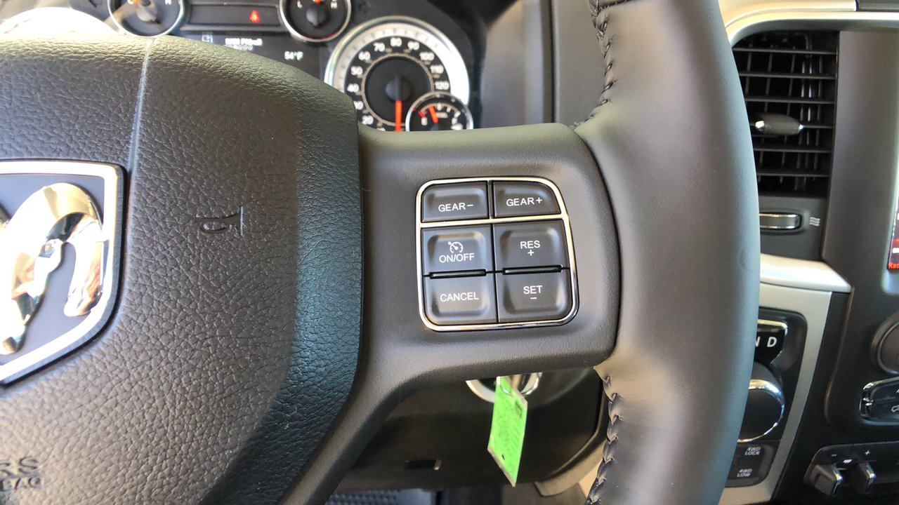 2018 Ram 1500 Crew Cab 4x4,  Pickup #15676 - photo 17