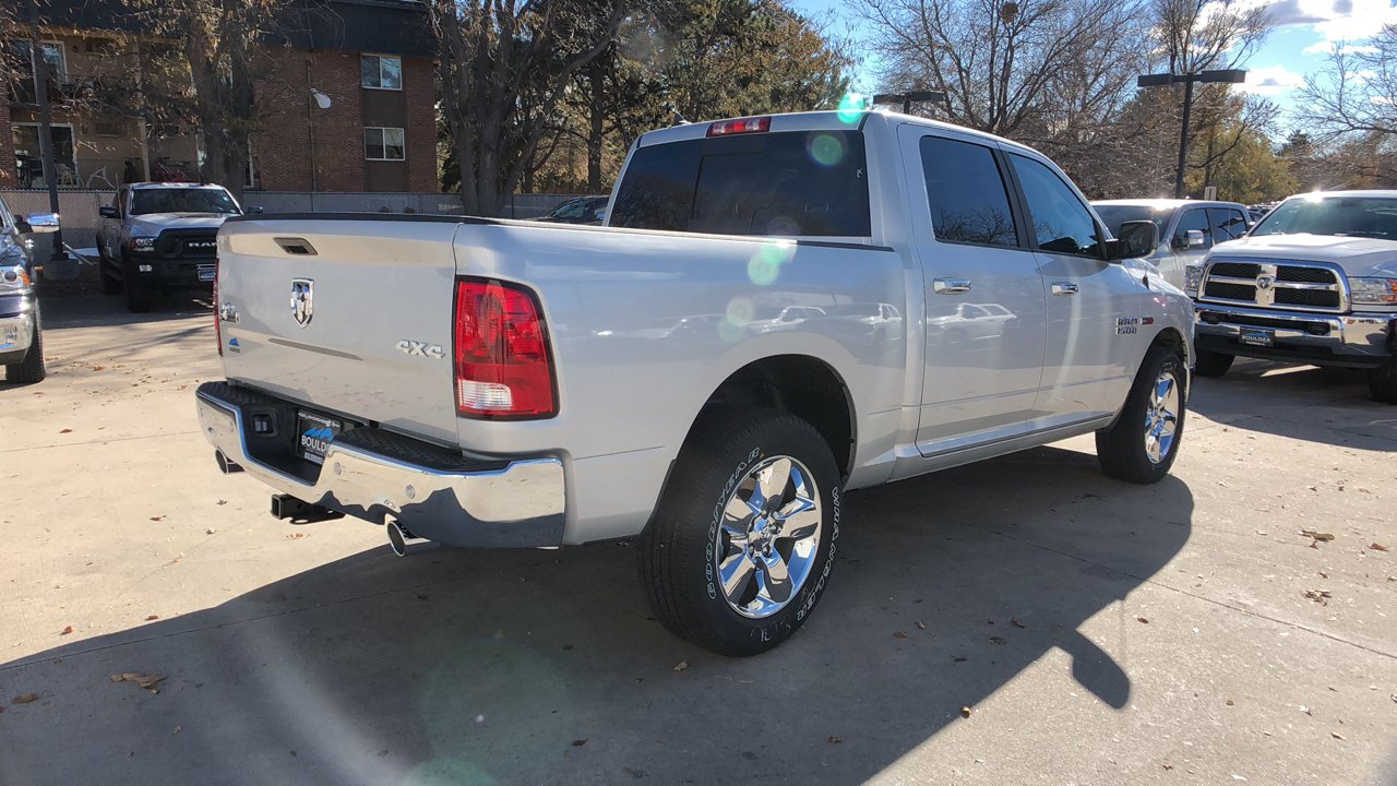 2018 Ram 1500 Crew Cab 4x4,  Pickup #15676 - photo 5