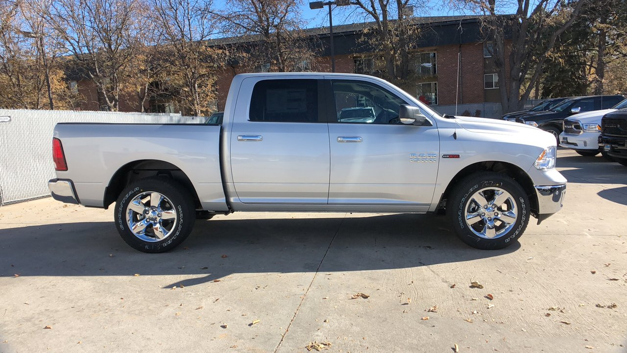 2018 Ram 1500 Crew Cab 4x4,  Pickup #15676 - photo 6