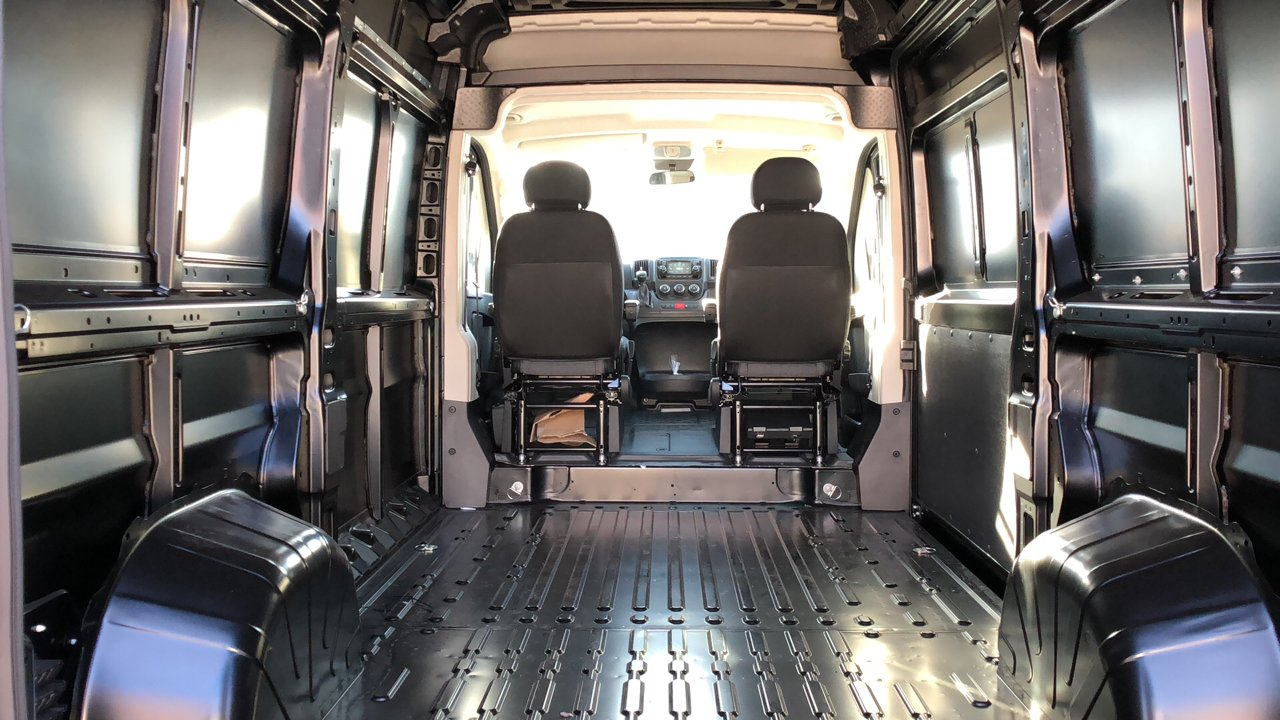 2018 ProMaster 1500 High Roof FWD,  Empty Cargo Van #15694 - photo 25