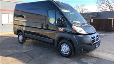 2018 ProMaster 1500 High Roof FWD,  Empty Cargo Van #15694 - photo 9