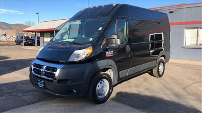 2018 ProMaster 1500 High Roof FWD,  Empty Cargo Van #15694 - photo 1