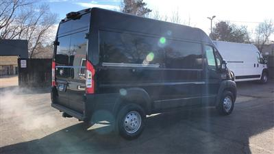 2018 ProMaster 1500 High Roof FWD,  Empty Cargo Van #15694 - photo 7
