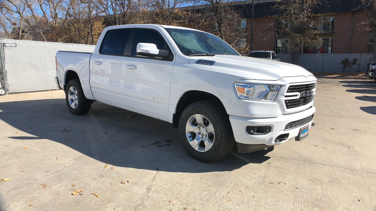 2019 Ram 1500 Crew Cab 4x4,  Pickup #15701 - photo 7