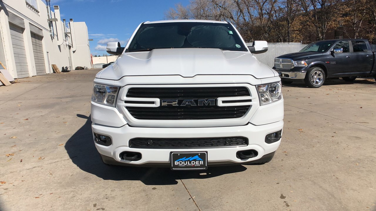 2019 Ram 1500 Crew Cab 4x4,  Pickup #15701 - photo 8