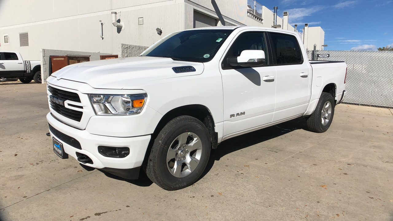 2019 Ram 1500 Crew Cab 4x4,  Pickup #15701 - photo 1