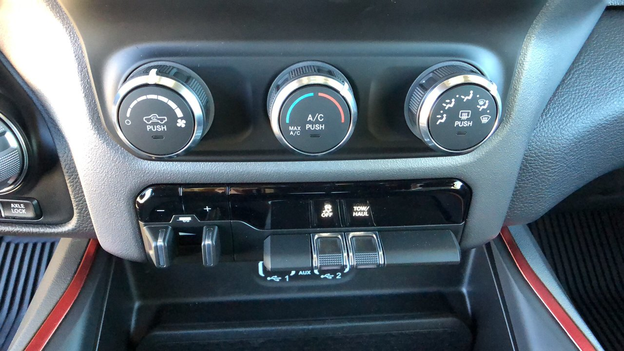 2019 Ram 1500 Quad Cab 4x4,  Pickup #15714 - photo 20