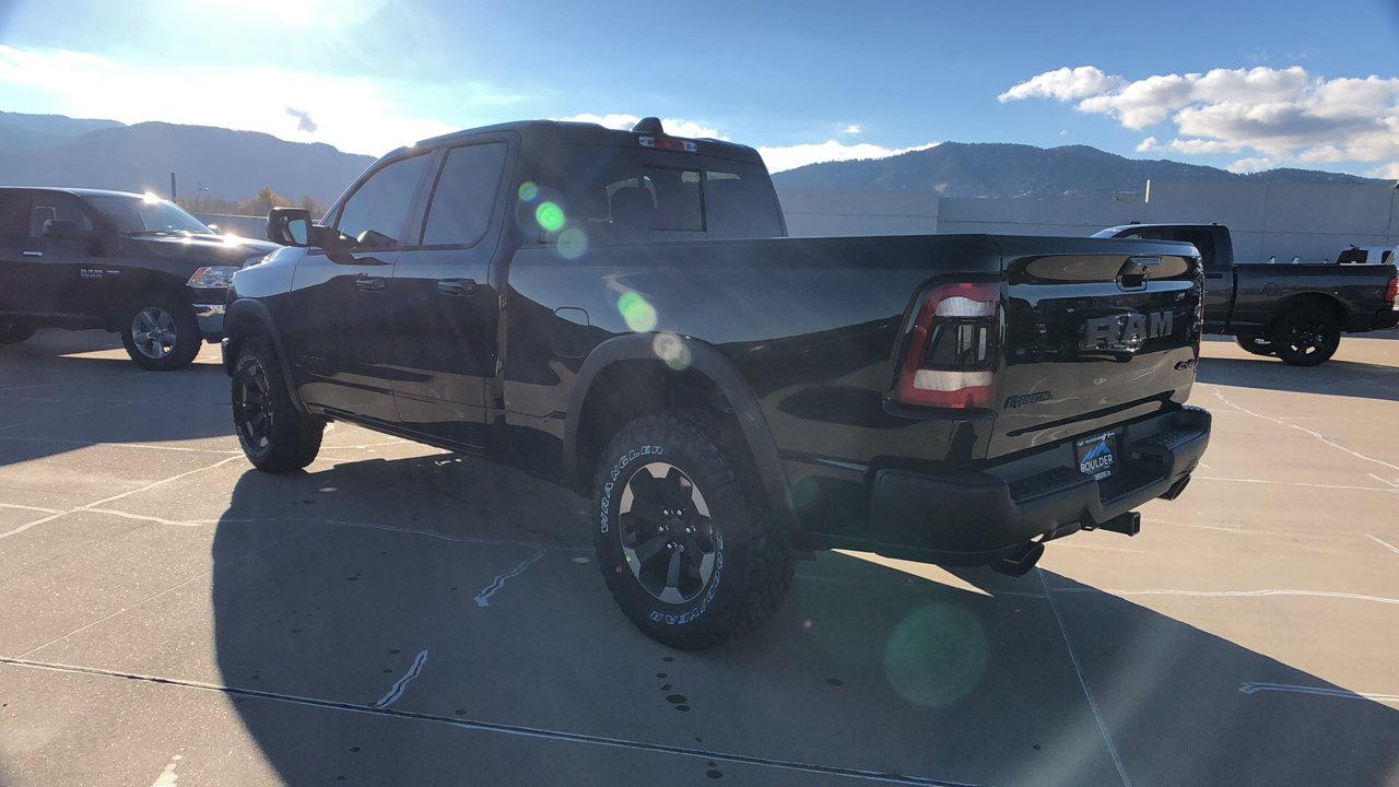 2019 Ram 1500 Quad Cab 4x4,  Pickup #15714 - photo 2