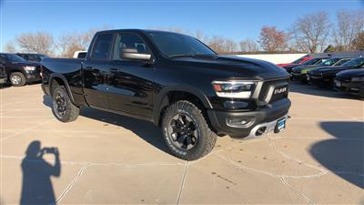 2019 Ram 1500 Quad Cab 4x4,  Pickup #15714 - photo 7
