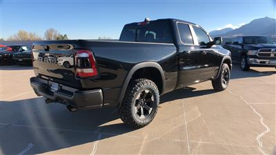 2019 Ram 1500 Quad Cab 4x4,  Pickup #15714 - photo 5