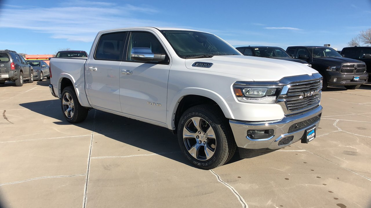 2019 Ram 1500 Crew Cab 4x4,  Pickup #15720 - photo 7