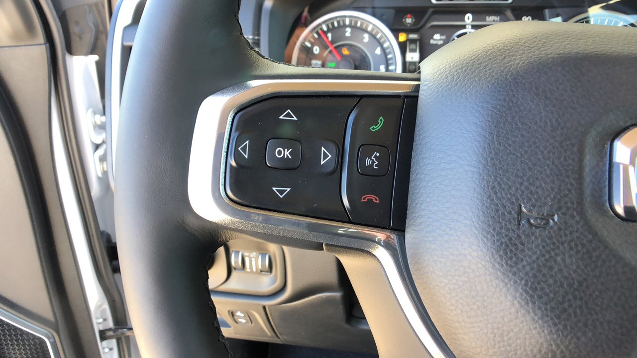 2019 Ram 1500 Crew Cab 4x4,  Pickup #15720 - photo 16
