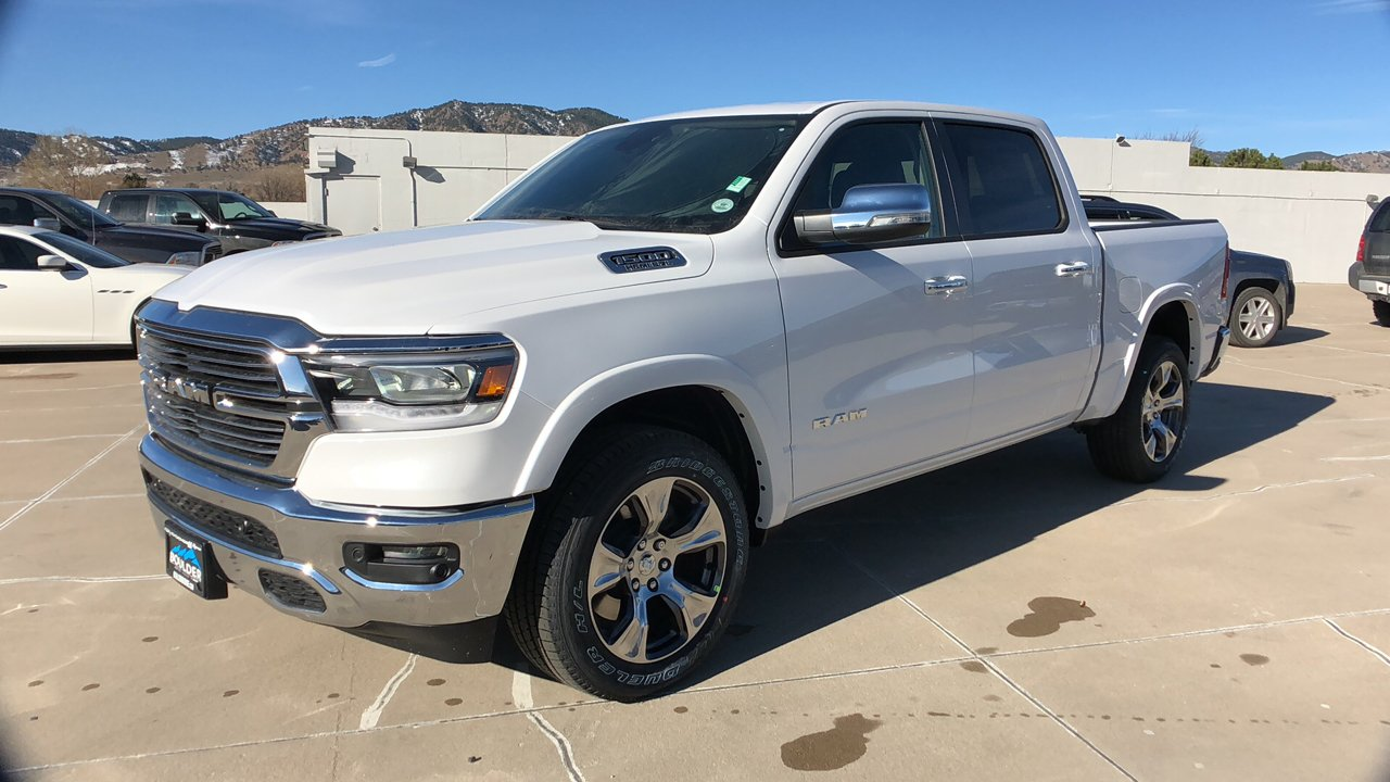 2019 Ram 1500 Crew Cab 4x4,  Pickup #15720 - photo 1