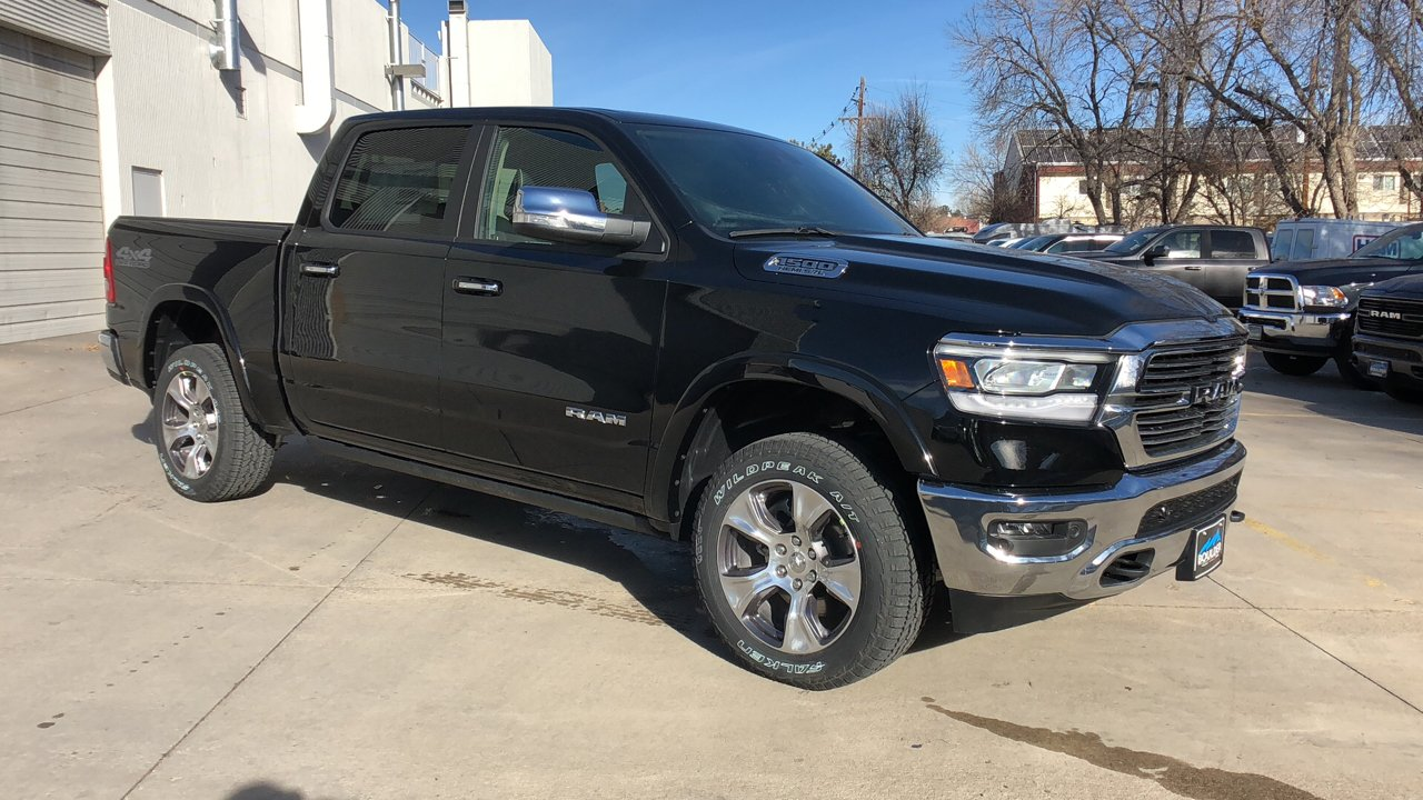2019 Ram 1500 Crew Cab 4x4,  Pickup #15722 - photo 8