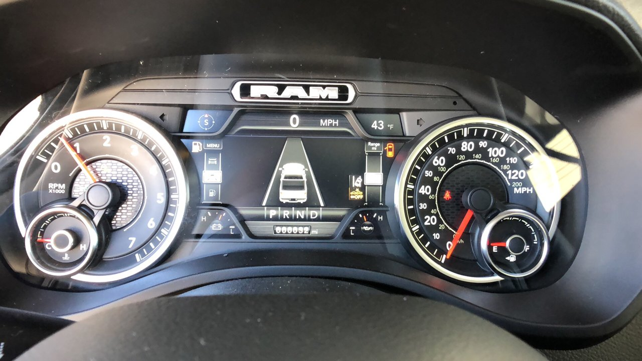 2019 Ram 1500 Crew Cab 4x4,  Pickup #15722 - photo 16