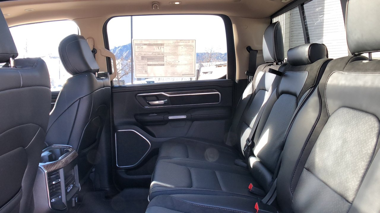 2019 Ram 1500 Crew Cab 4x4,  Pickup #15722 - photo 28