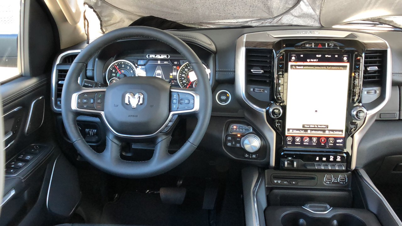 2019 Ram 1500 Crew Cab 4x4,  Pickup #15722 - photo 29