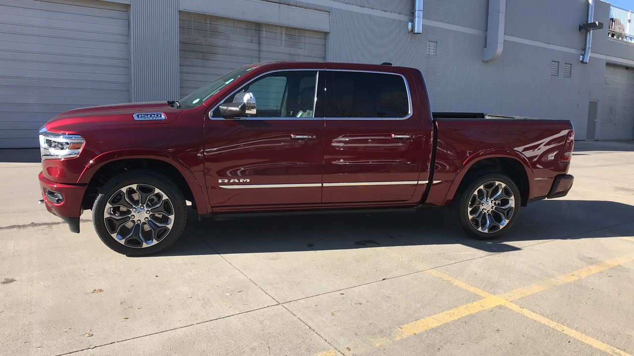 2019 Ram 1500 Crew Cab 4x4,  Pickup #15729 - photo 5