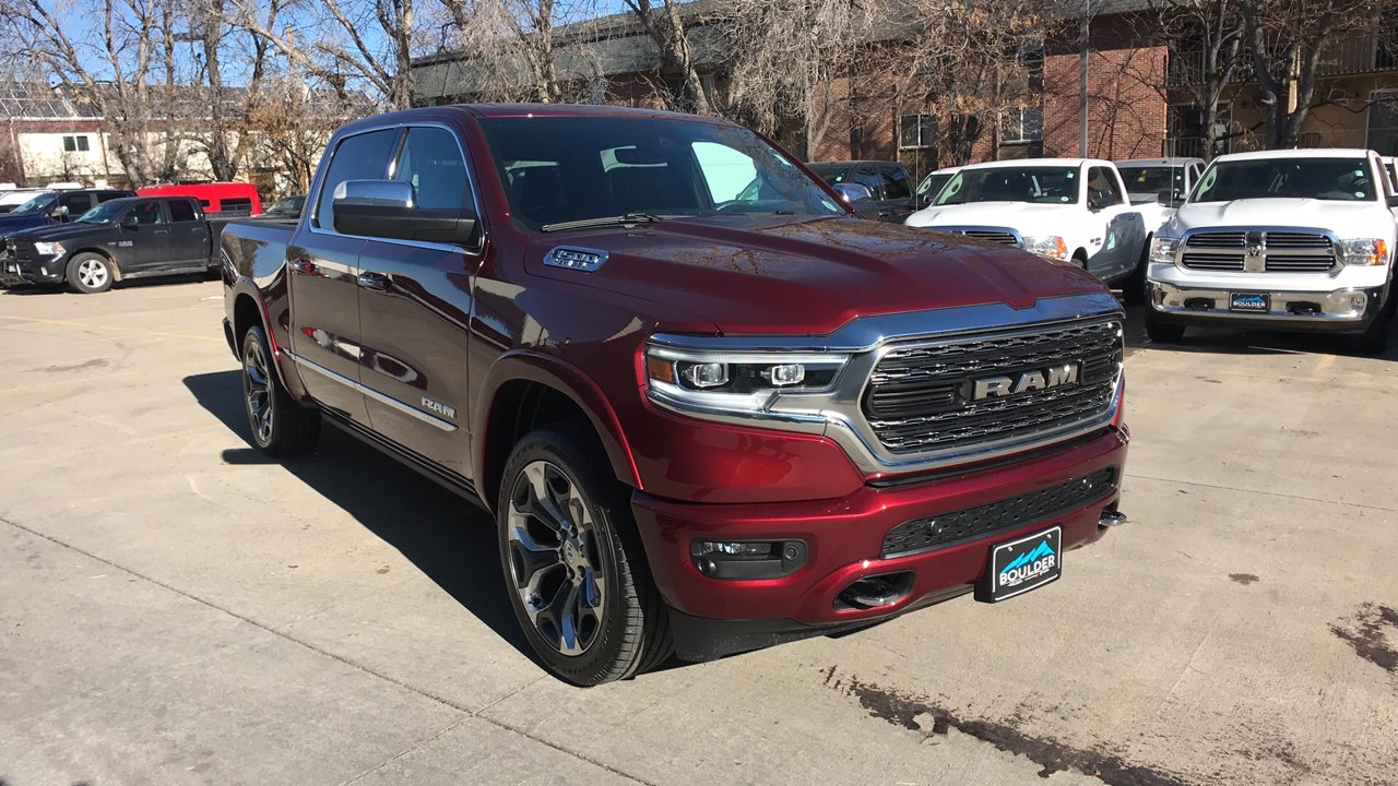 2019 Ram 1500 Crew Cab 4x4,  Pickup #15729 - photo 7