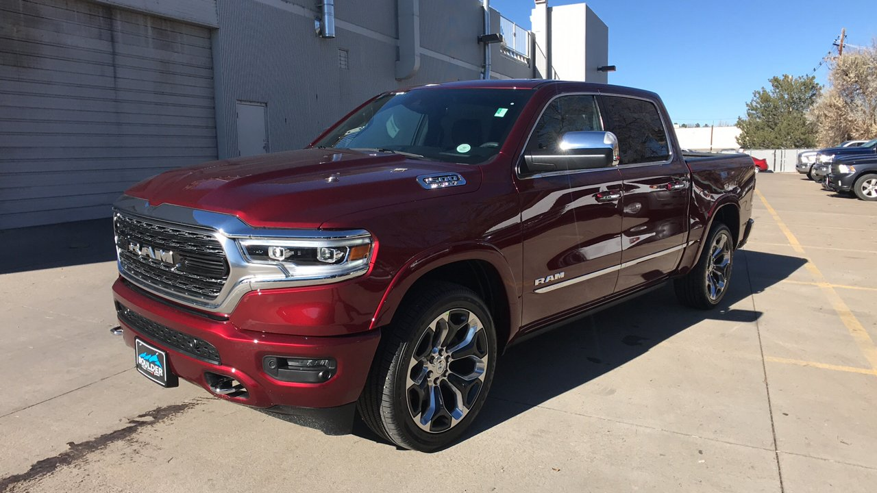 2019 Ram 1500 Crew Cab 4x4,  Pickup #15729 - photo 8