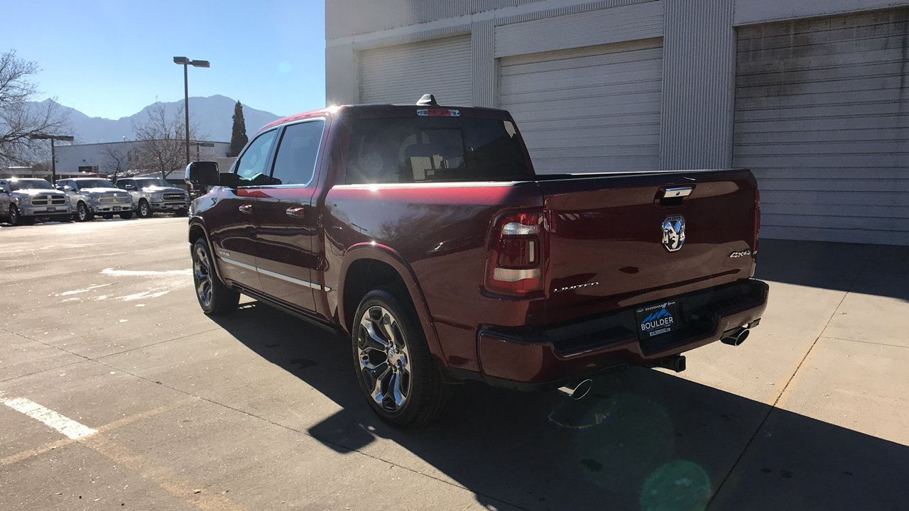 2019 Ram 1500 Crew Cab 4x4,  Pickup #15729 - photo 2