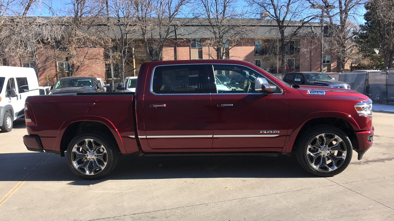 2019 Ram 1500 Crew Cab 4x4,  Pickup #15729 - photo 12