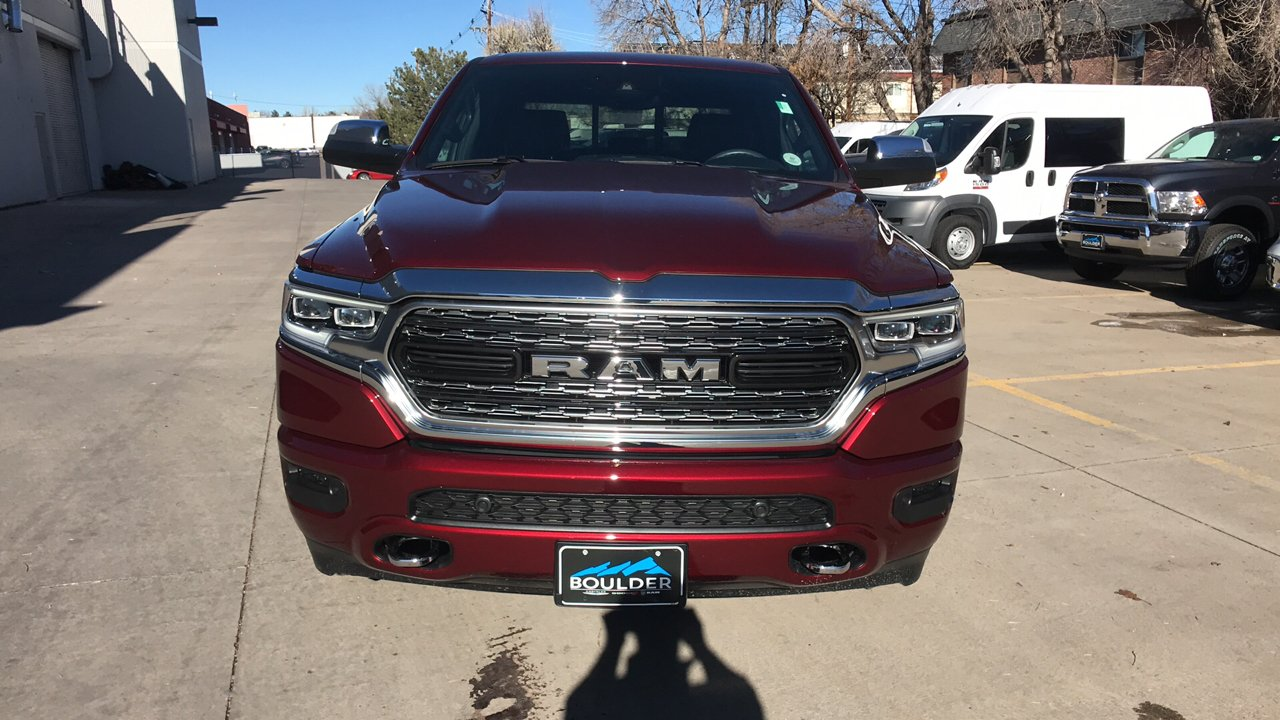 2019 Ram 1500 Crew Cab 4x4,  Pickup #15729 - photo 4