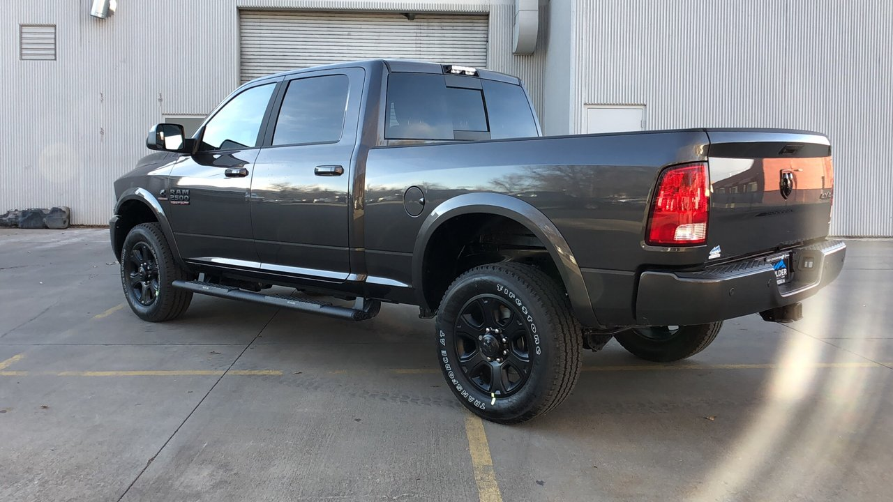 2018 Ram 2500 Crew Cab 4x4,  Pickup #15731 - photo 2