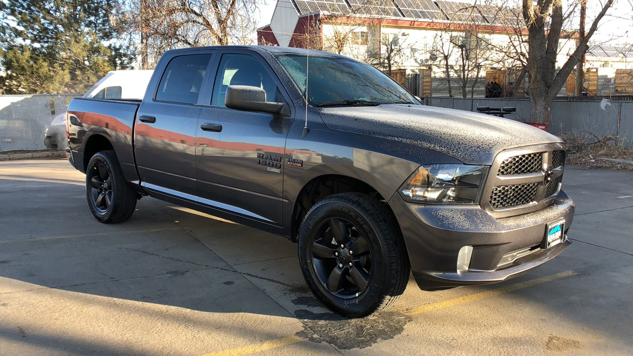 2019 Ram 1500 Crew Cab 4x4,  Pickup #15737 - photo 3