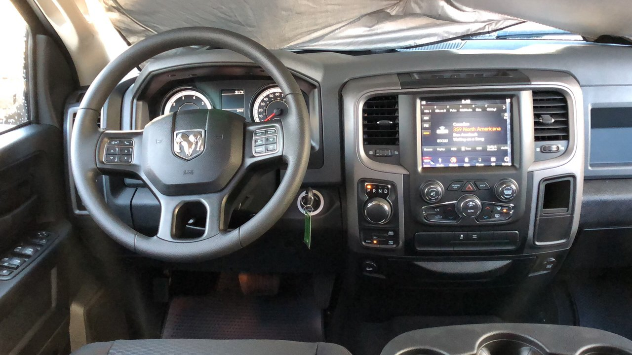 2019 Ram 1500 Crew Cab 4x4,  Pickup #15737 - photo 27