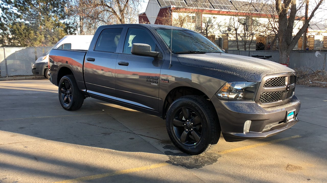2019 Ram 1500 Crew Cab 4x4,  Pickup #15737 - photo 8
