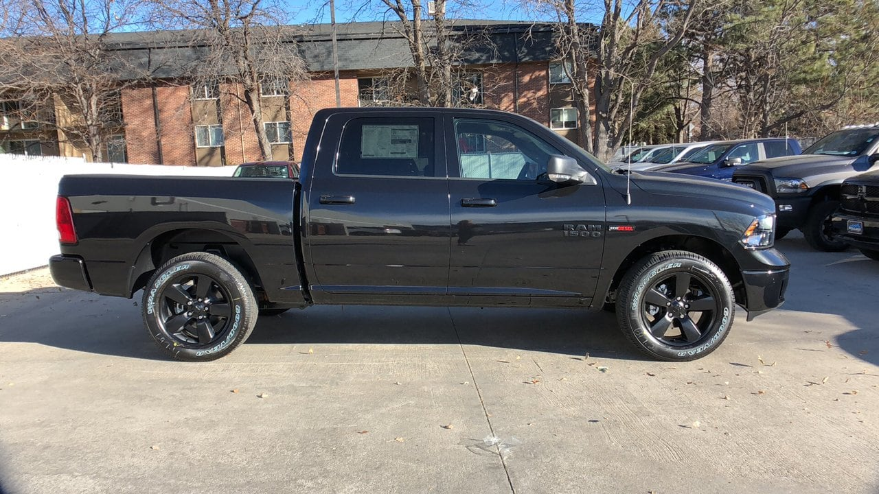 2018 Ram 1500 Crew Cab 4x4,  Pickup #15738 - photo 7