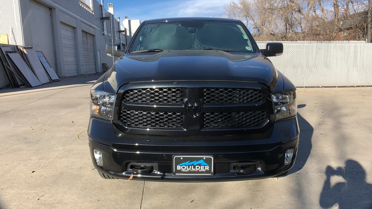 2018 Ram 1500 Crew Cab 4x4,  Pickup #15738 - photo 9
