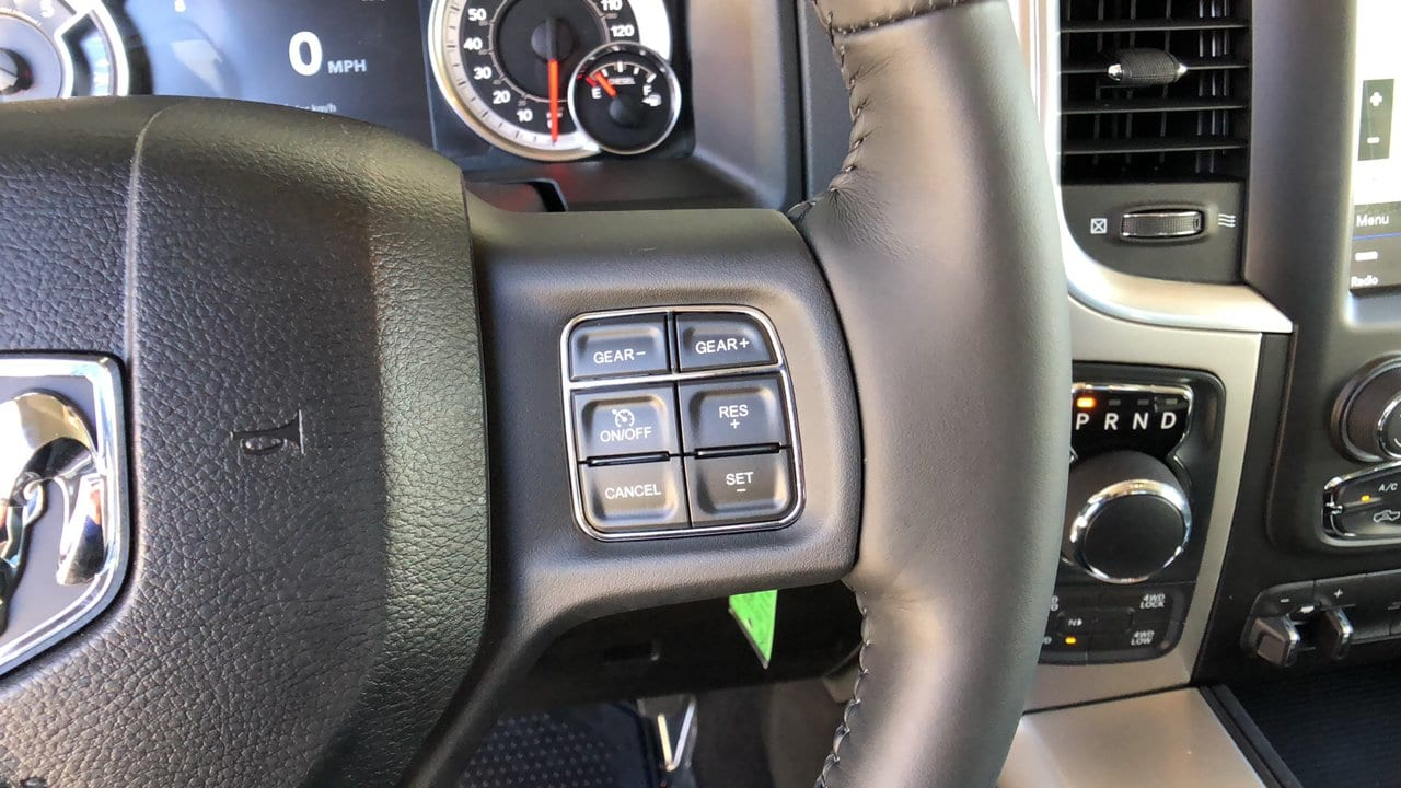 2018 Ram 1500 Crew Cab 4x4,  Pickup #15738 - photo 18