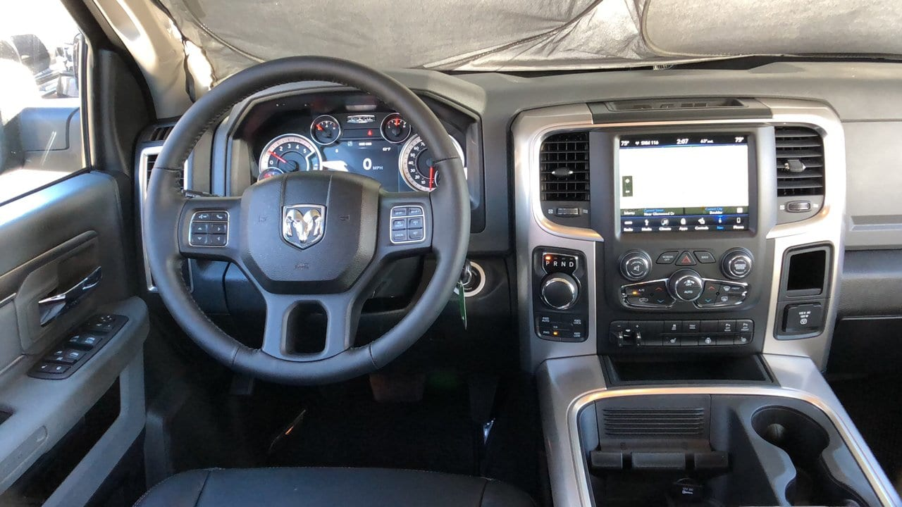 2018 Ram 1500 Crew Cab 4x4,  Pickup #15738 - photo 27