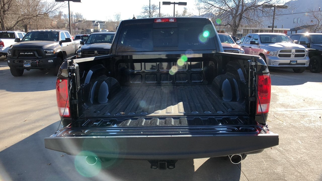 2018 Ram 1500 Crew Cab 4x4,  Pickup #15738 - photo 31