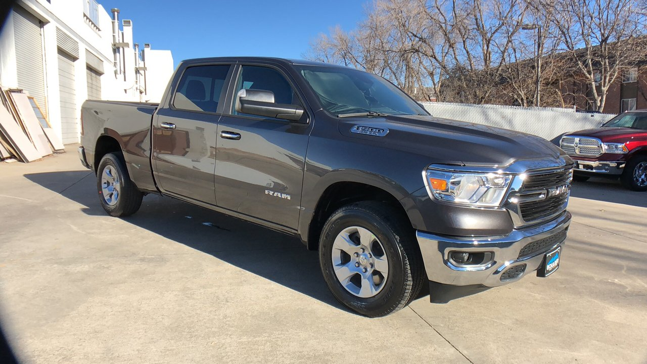 2019 Ram 1500 Crew Cab 4x4,  Pickup #15741 - photo 8