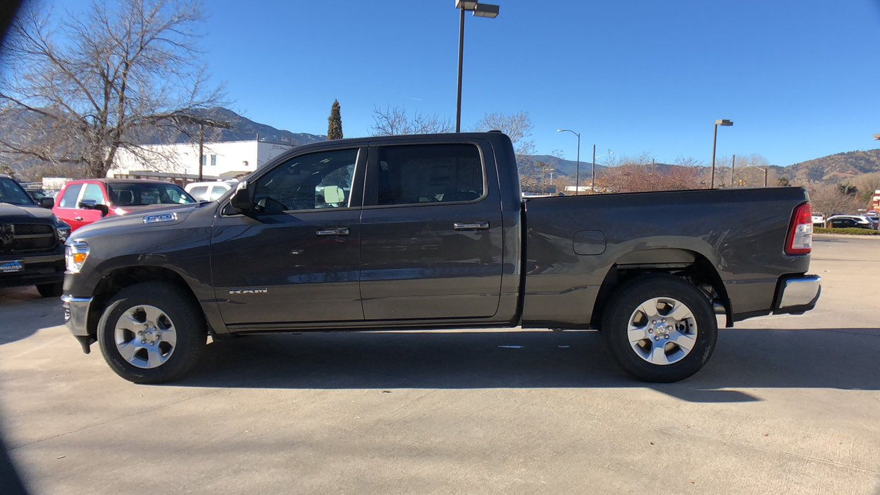 2019 Ram 1500 Crew Cab 4x4,  Pickup #15741 - photo 4