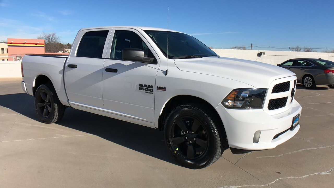 2019 Ram 1500 Crew Cab 4x4,  Pickup #15747 - photo 3