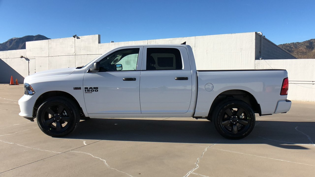 2019 Ram 1500 Crew Cab 4x4,  Pickup #15747 - photo 4
