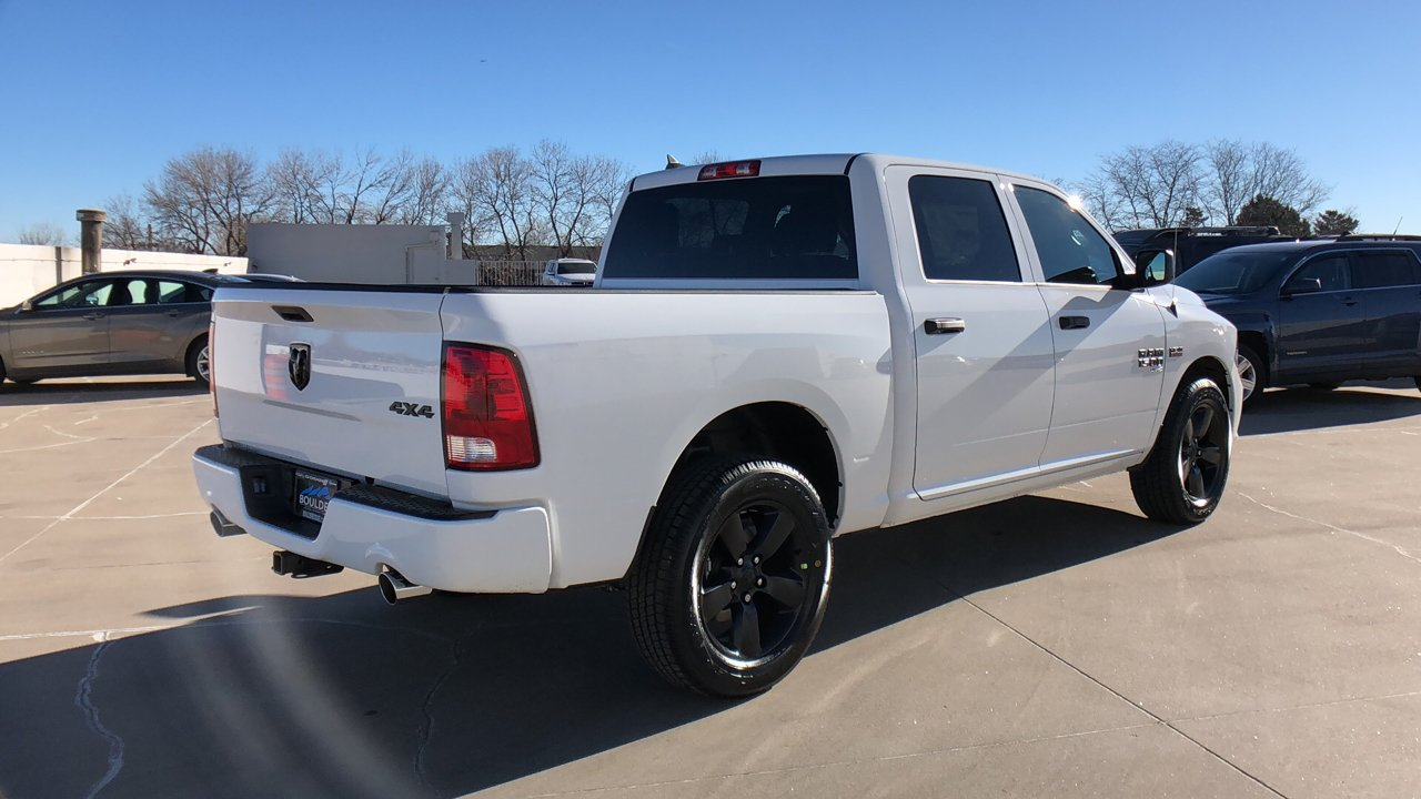 2019 Ram 1500 Crew Cab 4x4,  Pickup #15747 - photo 6
