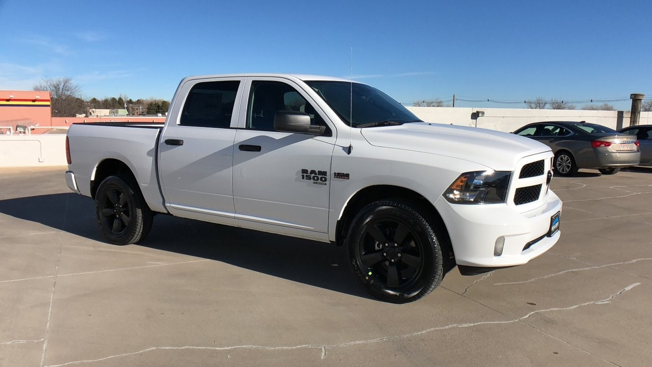2019 Ram 1500 Crew Cab 4x4,  Pickup #15747 - photo 8