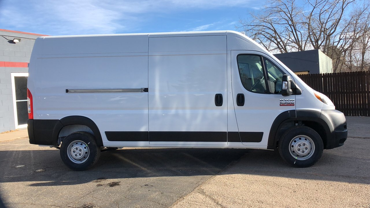 2019 ProMaster 2500 High Roof FWD,  Empty Cargo Van #15754 - photo 8