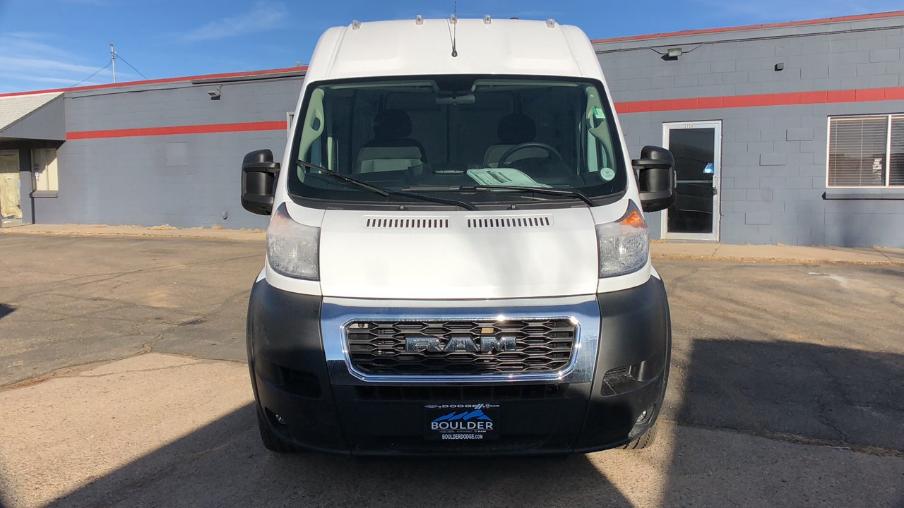 2019 ProMaster 2500 High Roof FWD,  Empty Cargo Van #15754 - photo 10