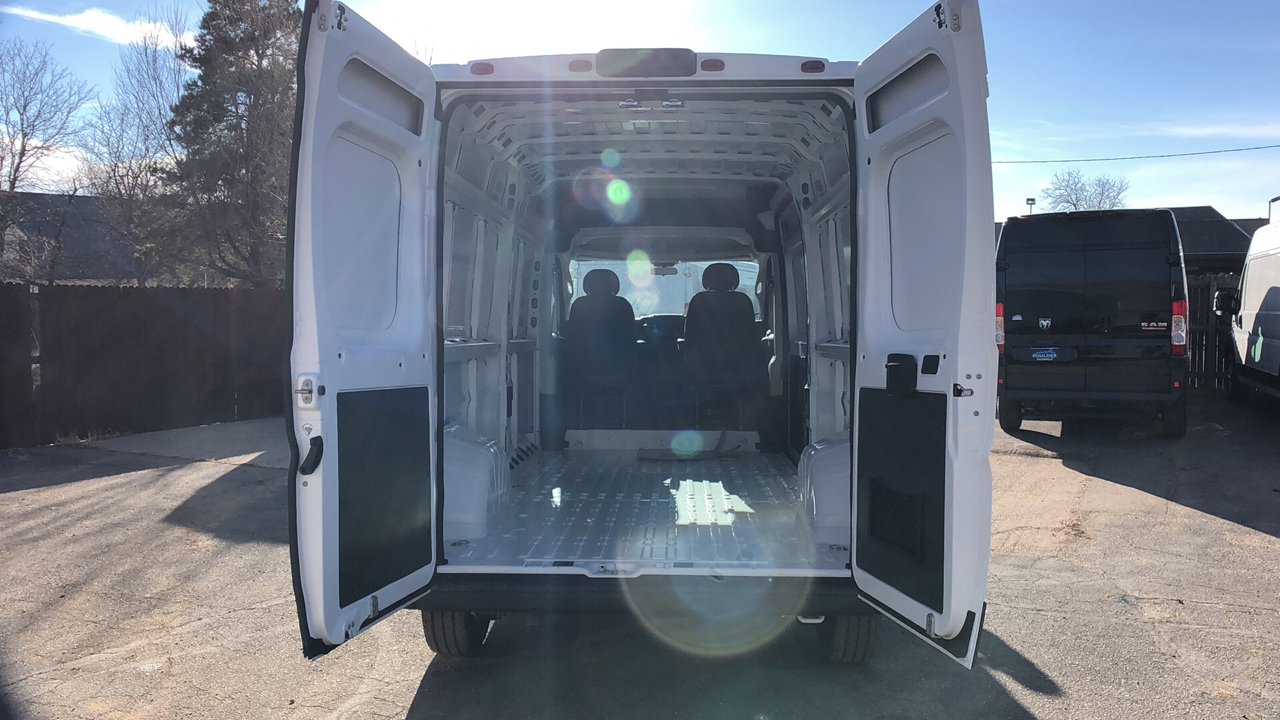 2019 ProMaster 2500 High Roof FWD,  Empty Cargo Van #15754 - photo 25