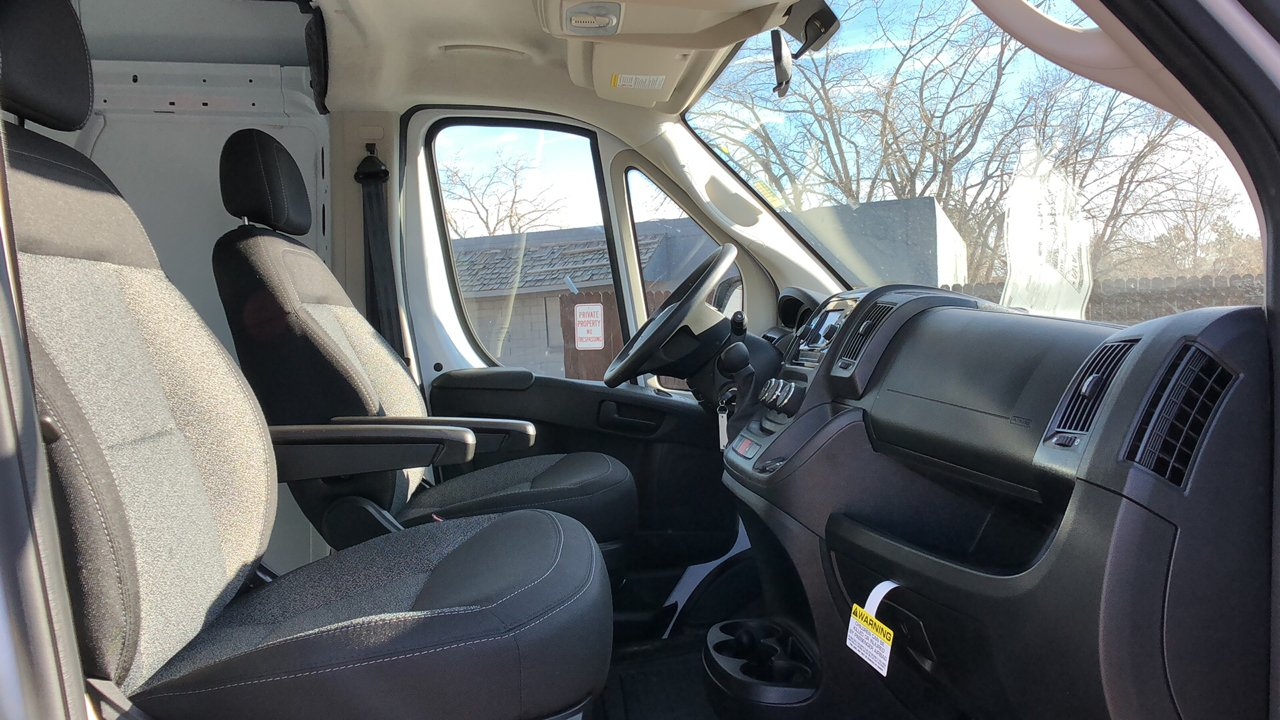 2019 ProMaster 2500 High Roof FWD,  Empty Cargo Van #15754 - photo 30
