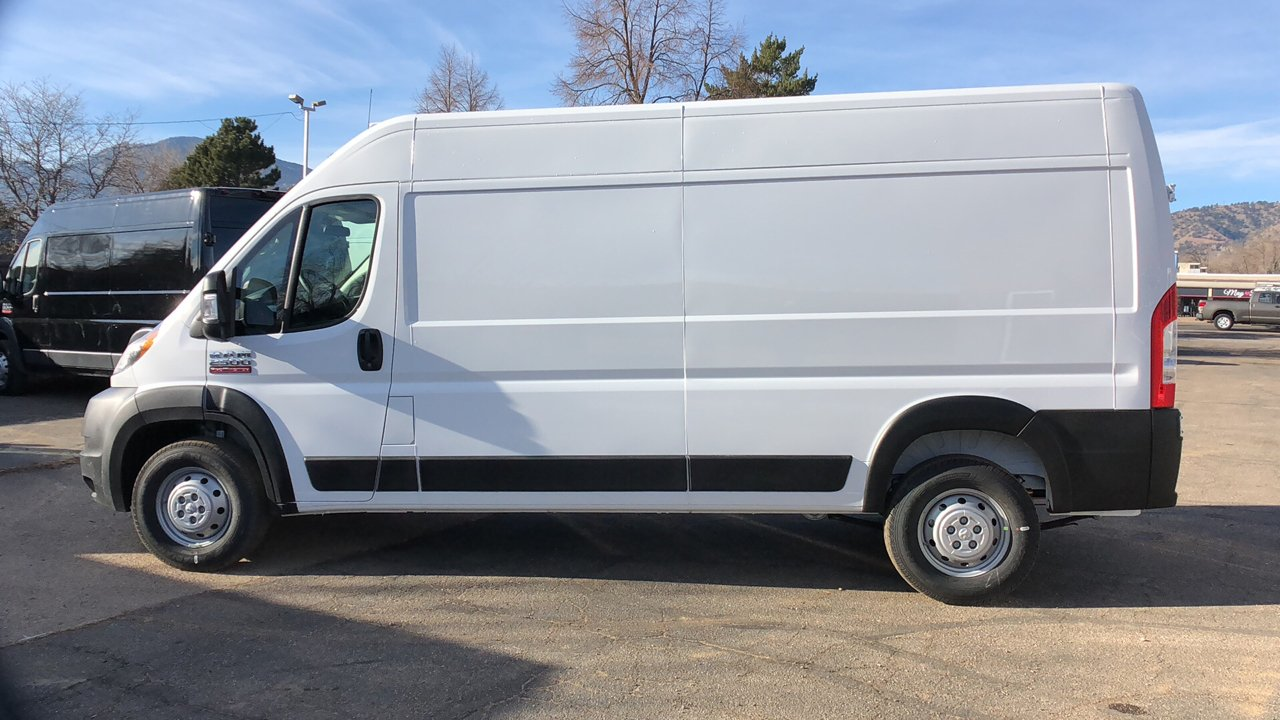 2019 ProMaster 2500 High Roof FWD,  Empty Cargo Van #15754 - photo 4