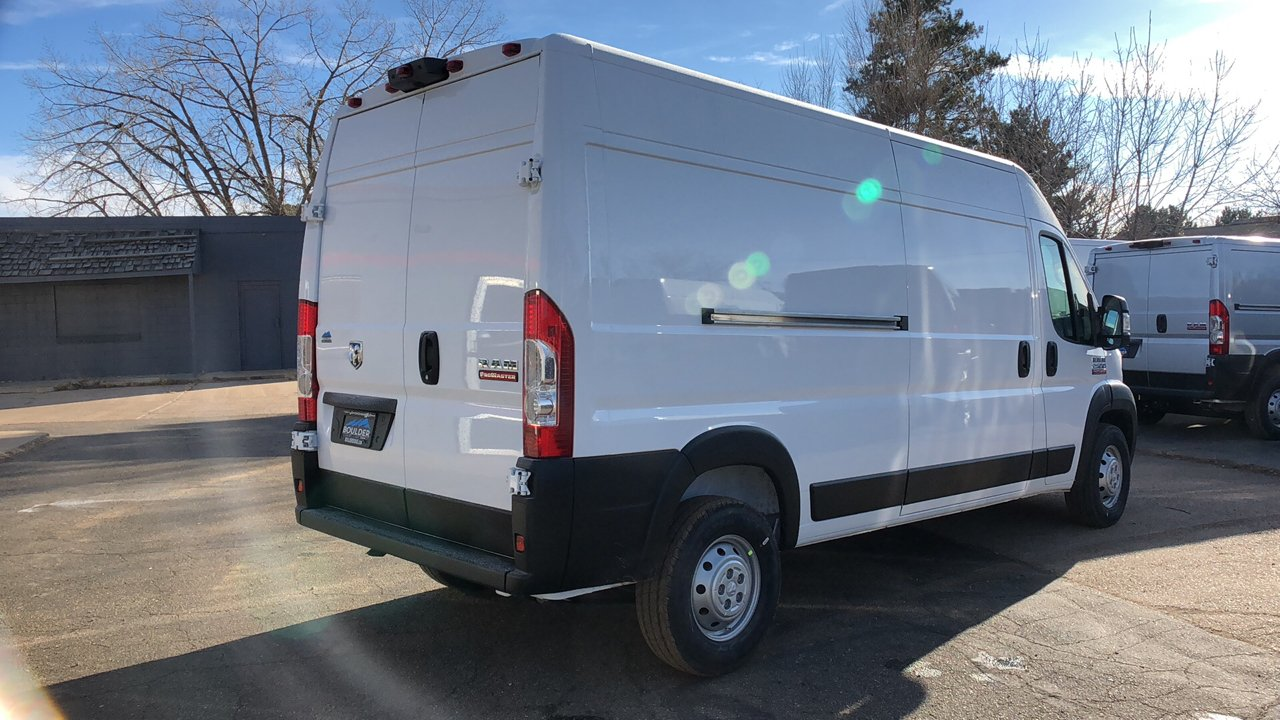 2019 ProMaster 2500 High Roof FWD,  Empty Cargo Van #15754 - photo 7